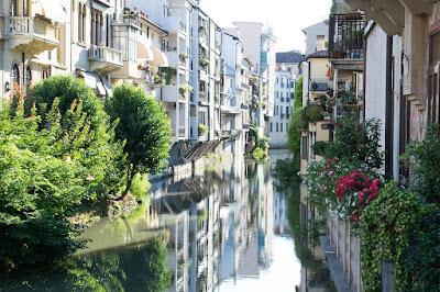 città giardino-Padova