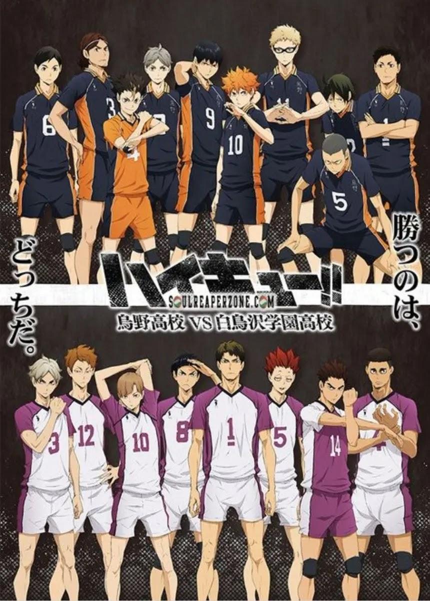Haikyu!! 3rd Season