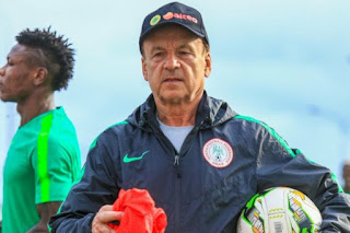 NFF To Announce Whether Or Not Rohr Will Remain Super Eagles Coach By Next Week