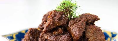 resep rendang daging sapi praktis dan sederhana