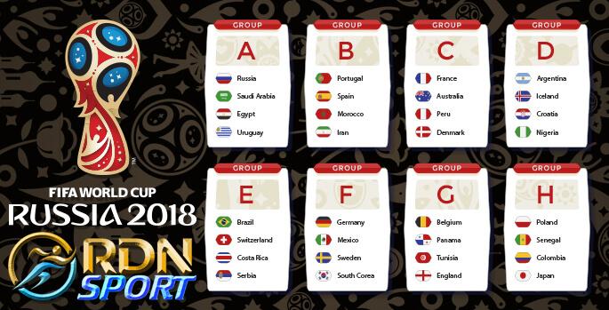 Bandar Bola Piala Dunia 2018