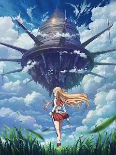 Anime Sword Art Online Baru Diumumkan