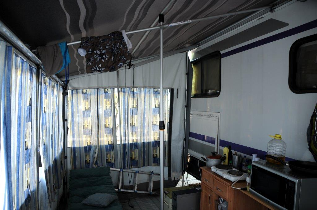 For sale: German mobile home with high-quality equipment - AbNachUruguay