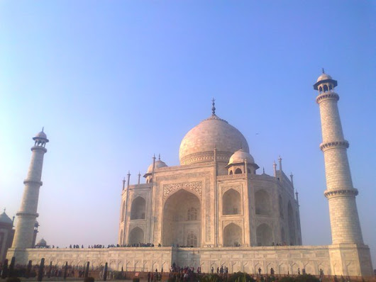 Travel Adventures in a Magical Triangle of Delhi, Agra and Jaipur