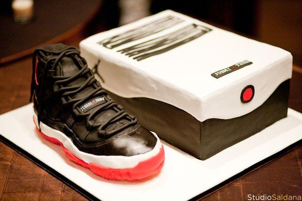 low priced c5c66 bd70c The Air Jordan that took the cake...Literally.