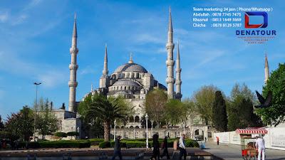 Paket Umroh Ramadhan Idul Fitri Dan Umroh Plus Al Aqsa Terbaru