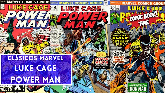 Clásicos Marvel: Luke Cage, Power Man, de Len Wein y Tony Isabella