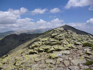 Alto de Batalla desde Los Campanarios (2249 m)