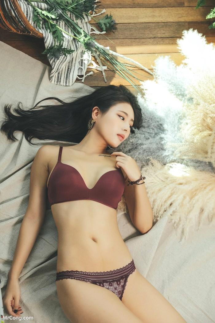 Image Korean-Model-Jung-Yuna-10-2017-MrCong.com-004 in post Người đẹp Jung Yuna trong bộ ảnh nội y tháng 10/2017 (132 ảnh)