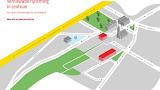 Vanaf 25 mei 2021: gewijzigde verkeerssituatie Vosselaar Centrum