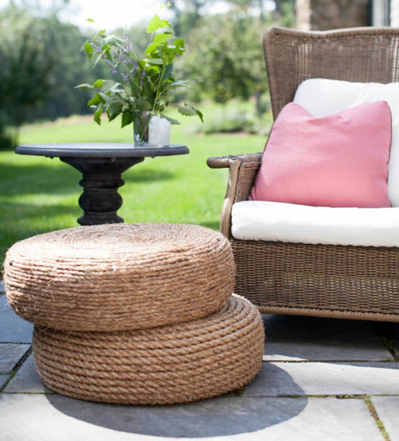 http://www.stylemepretty.com/living/2015/07/22/diy-rope-ottomans/