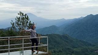 Bukit Sikunang Obyek Wisata yang Menawan
