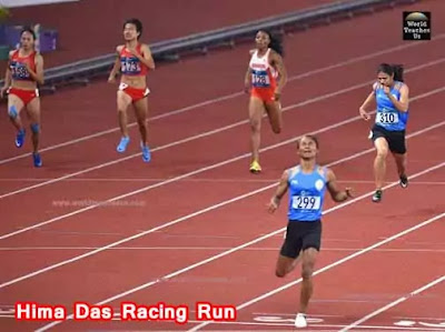 Hima das biography, Age, Wiki, Cast, Salary, News, Gold Medal List {2019} & More