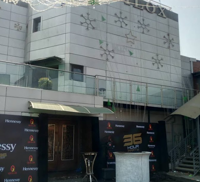 LASEPA Reopens Quilox Night Club