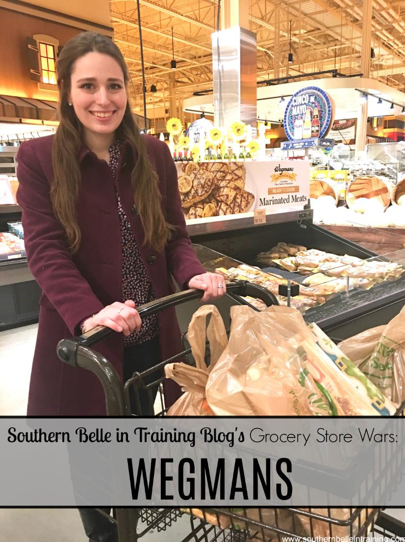 Grocery Store Wars: Wegmans