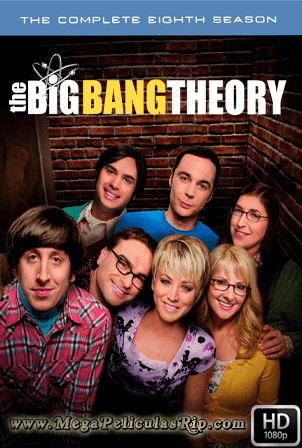 The Big Bang Theory Temporada 8 [1080p] [Latino-Ingles] [MEGA]