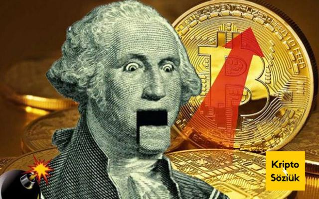 Bitcoin'in Değeri 10 Yılda %7 Milyon 387 Bin Arttı
