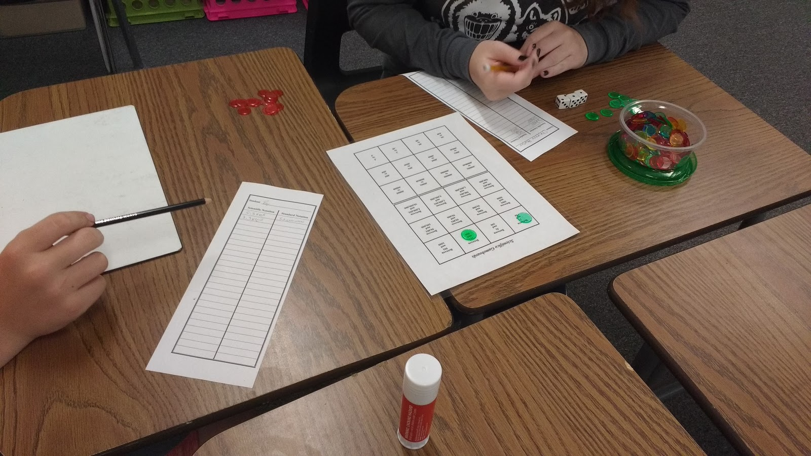 Multiplying Fractions Word Problems Worksheet Math  Love Scientific Notation Practice Activities Convert Cm To Mm Worksheet with Addition For Kindergarten Worksheet Here Are Some Pics Of My Students In Action With This Game Visual Discrimination Worksheets
