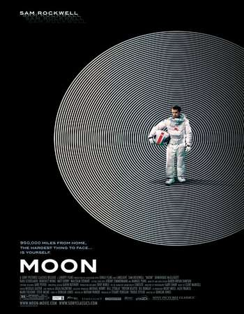 Moon 2009 [Hindi – English] Dual Audio 720p BluRay ESubs