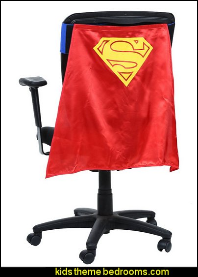 Superman Silver Age Chair Cape