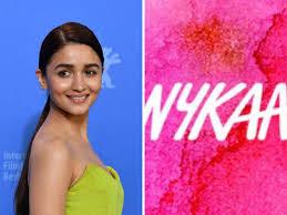 Logo of Nykaa India e-commerce
