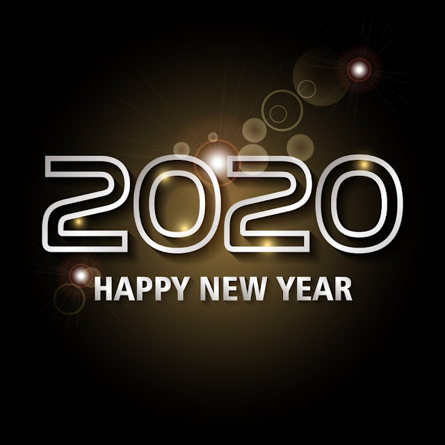 Happy New Year 2020 Images, Wallpapers 25