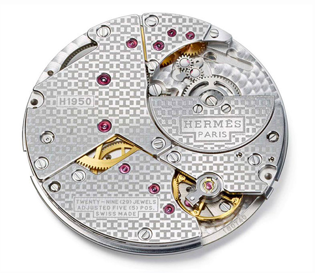 Hermes Manufacture movement H1950