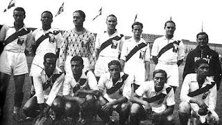 Perú fútbol Berlin 1936