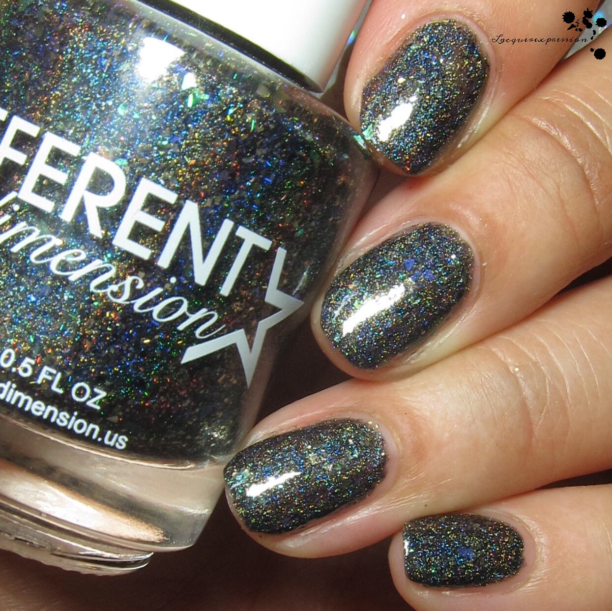 Indie Swatch and Review - Magic Mirror by DIFFERENT dimension ...