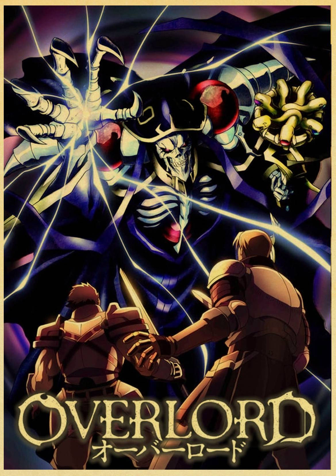 Overlord Serie Completa Subtitulado