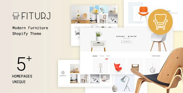 Best Modern Furniture Shopify Theme