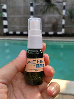 Humphrey acne spot serum