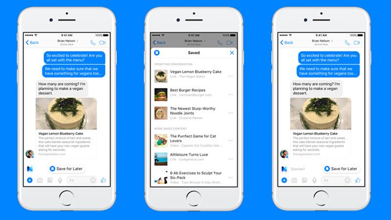 فيسبوك تطلق ماسنجر لايت النسخة المخففة من تطبيقها على الآيفون