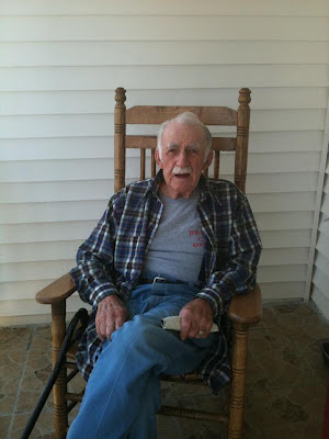 Hanging Chair Frame Leather And A Half Canada The Way I See It.: Granddad's Rocking Chair...