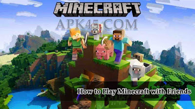 how to play minecraft with friends, how to play minecraft, how to play minecraft multiplayer