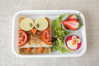Lunch sano niños