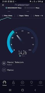 تحميل تطبيق Speedtest لقياس سرعة الانترنت نسخة مدفوعة للأندرويد