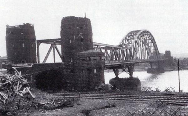 Jembatan Ludendorff semasa PD II