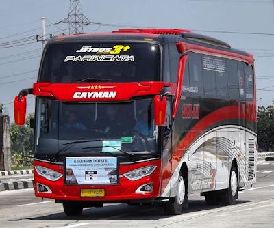 Bus Subur Jaya Cayman