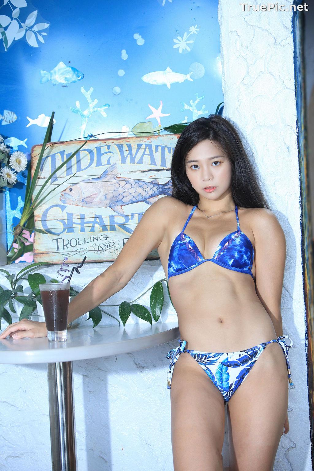 Image Taiwanese Model - Shelly - Beautiful Bodybuilding Bikini Girl - TruePic.net - Picture-54