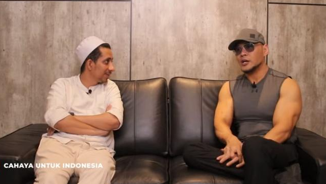 Cerita Perjalanan Jadi Mualaf, Deddy Corbuzier: Islam itu Agama yang Kompleks
