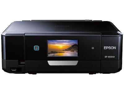 Epson A4 EP-808ABドライバーダウンロード