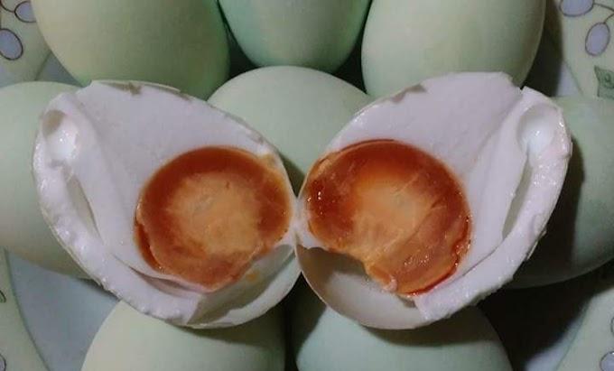 Resep Membuat Telur Asin Sendiri Dirumah Enak Dan Simpel