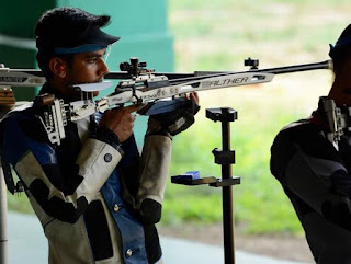 Aishwarya Pratap won gold making world record in the junior world cup, India tops the medal table