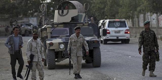 Tarik Ulur Perdamaian Afganistan, Taliban Serang Tiga Pos Polisi Di Nangarhar
