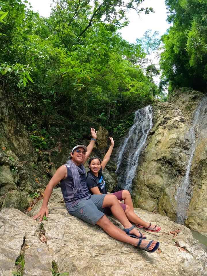 Hiking Mt. Kulis in Tanay Rizal Philippines Lion House Falls waterfalls