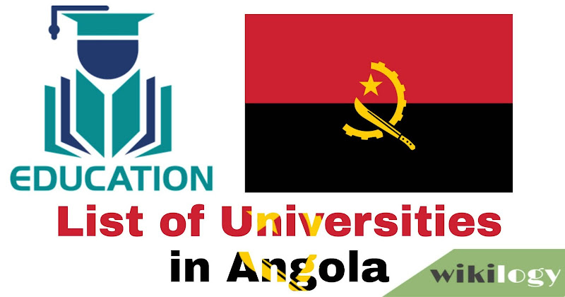 List of Universities in Angola
