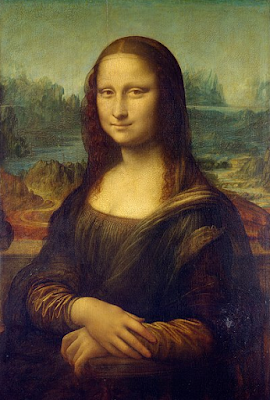 Gioconda obra de arte de Da Vinci