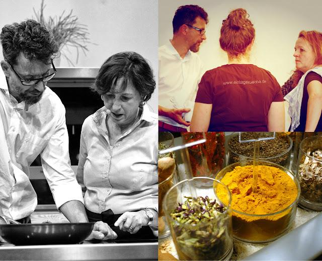 Streetfood-Kochshow auf der Frankfurter Buchmesse 2015.