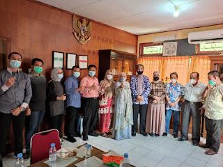 KPRI Bung LLDIKTI IX Kerjasama Pengembang Pasarkan Perumahan di Tamangapa Raya Makassar